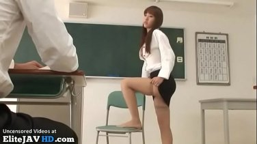 april gets banged when horny officer finds stolen items on her
