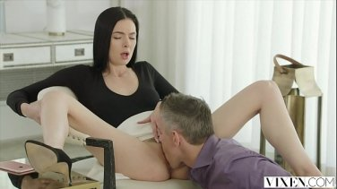 My slutty wife takes my and my friend's cock in her ass