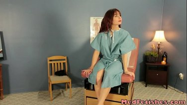 Debauchery a gynecologist and his patient