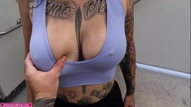kinky teen gets together with horny grandpas who demolish her coochie