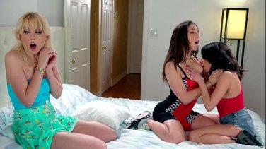 Slutty barmaid gets her pussy pounded on the bar