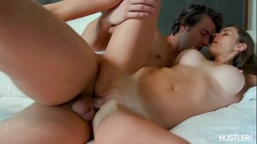 Tanned tattooed maid Bella Bellz takes her master's big Latin cock