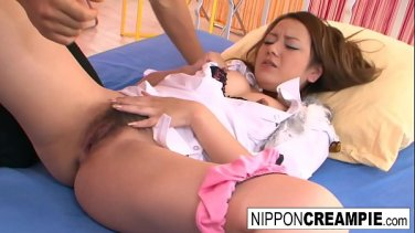 Tattooing busty milf Anna Bell Peaks - fucked, squirting and creampie